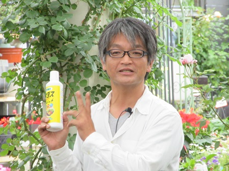 リキダス 小山内健さん